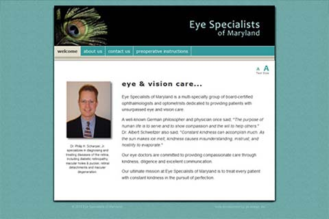 Eyeglass Frame Repair Baltimore : gs design, inc. - website design, consulting, seo ...